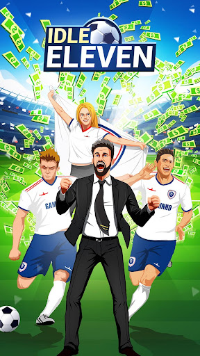 Idle Eleven - Be a millionaire soccer tycoon 1.11.7 screenshots 1