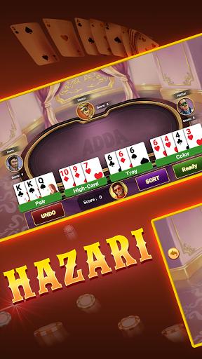 Card Club : Teen patti , CallBreak , Rummy , poker 2.14 screenshots 11