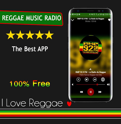 Reggae Music Free screenshot 6