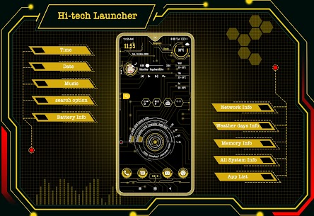 Hitech launcher 2020  For Pc [free Download On Windows 7, 8, 10, Mac] 1