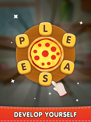 Word Pizza - Word Games Puzzles  screenshots 10