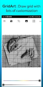 GridArt : Grid Drawing for Artist 1.2.1