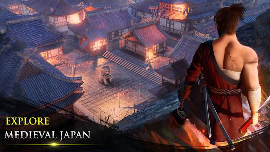 Takashi Ninja Warrior - Shadow of Last Samurai apk