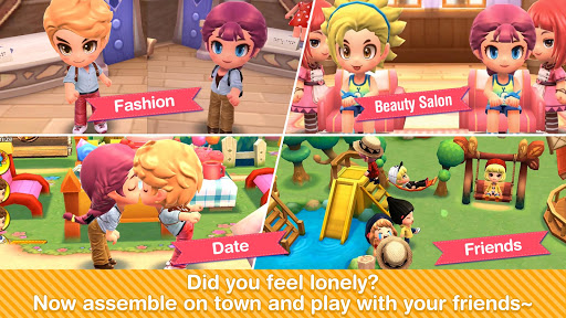 Townu2019s Tale with Ebichu android2mod screenshots 3