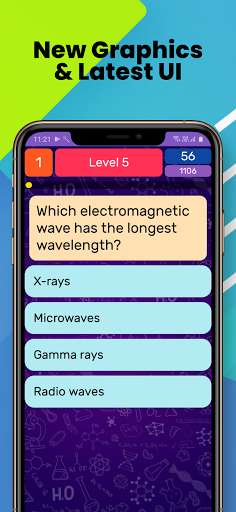 Best Free Science Quiz: New 2021 Version screenshots 4