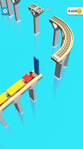 Hyper Train apkslow screenshots 1