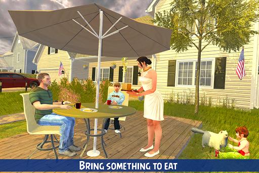 blessed virtual mom: mother simulator family life  screenshots 13
