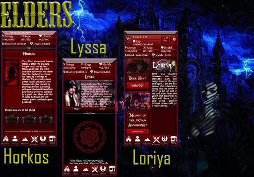 Vampire Dynasty 8.5.0 screenshots 22