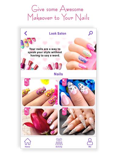 Nail Art Salon - New Manicure & Makeup Games 2021 1.0 screenshots 13