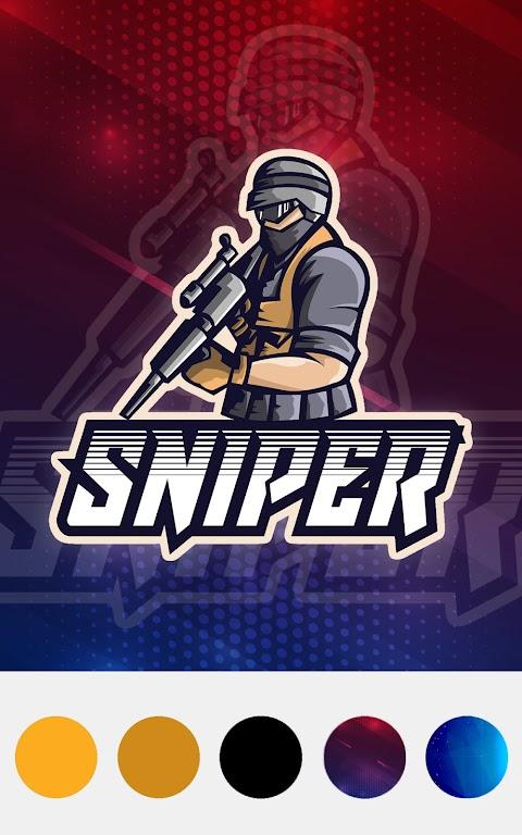 Esport Logo Maker - Create Free Gaming Logo Mascot  poster 6