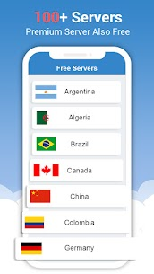 Hamster VPN : Free VPN Proxy Unlimited (Pro Mod APK) 2021** 4