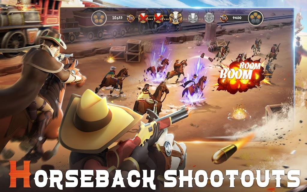 Wild West Heroes poster 2
