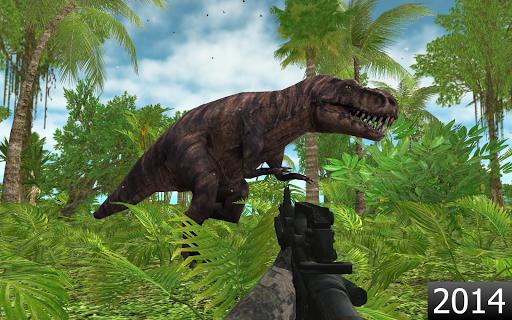 🦖DINOSAUR HUNTER: SURVIVAL GAME  screenshots 1