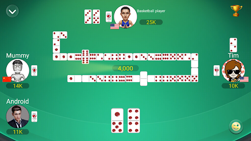 domino rummy poker slot sicbo online card games screenshot 2