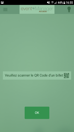 eventmanager access screenshot 2