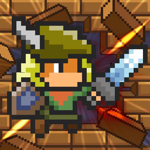 Buff Knight - Offline Idle RPG Runner