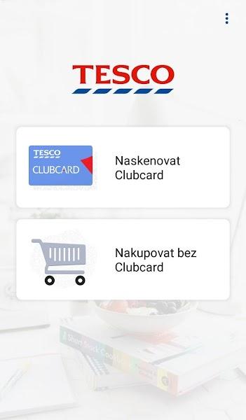 TESCO Scan&Shop mobile CZ, SK, HU, PL