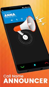 Caller Name Announcer – Sms Talker & Call Splash 3