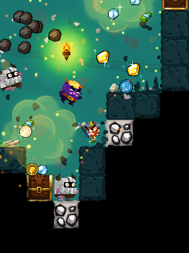 Pocket Mine 3  screenshots 11