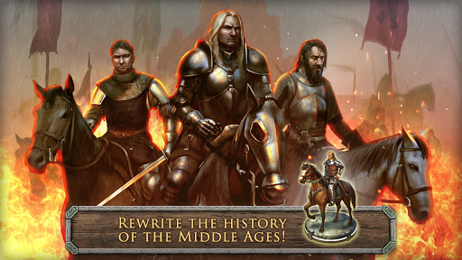 Strategy & Tactics: Medieval Civilization games 1.0.25 screenshots 5