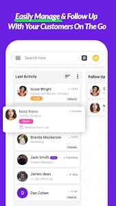 LEADer:Free CRM, Customers, Leads & Sales Tracking 3.4.3