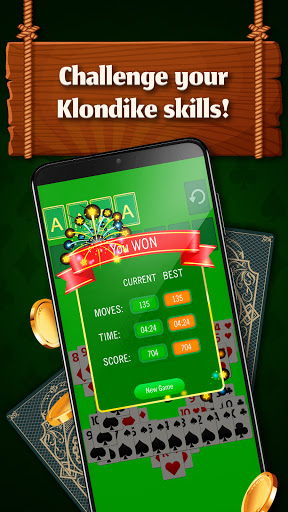 Klondike Solitaire - Classic Card Game  screenshots 10