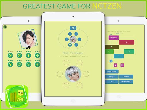 NCTzen - OT23 NCT game screenshots 5