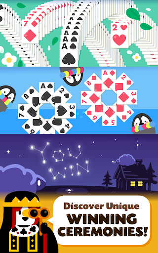 Solitaire: Decked Out - Classic Klondike Card Game screenshots 11
