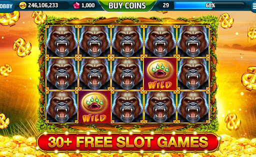 Ape About Slots NEW Vegas Casino Slot Machine Free apkmr screenshots 7