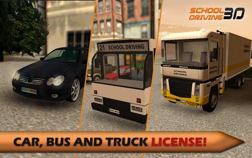 School Driving 3D 2.1 screenshots 3