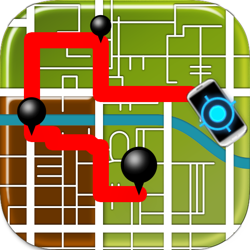 Location Tracker - Maps GPS Track & Location Trace