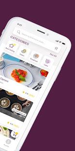 The Chefz | u0630u0627 u0634u0641u0632 Delivery App 10.15.1 Screenshots 2