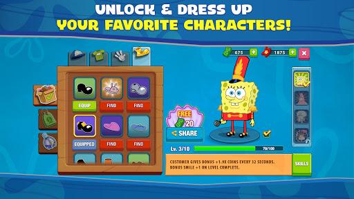 SpongeBob Krusty Cook-Off  screenshots 7
