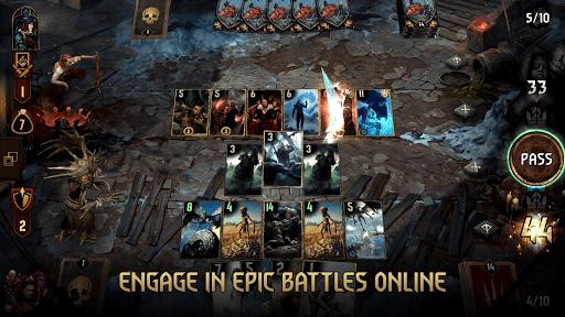 GWENT: The Witcher Card Game apktram screenshots 2