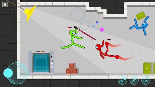 Supreme Stickman Fighting: Stick Fight Games 8