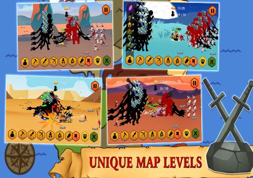 Stickman Battle 2020: Stick War Fight 1.6.2 Screenshots 4