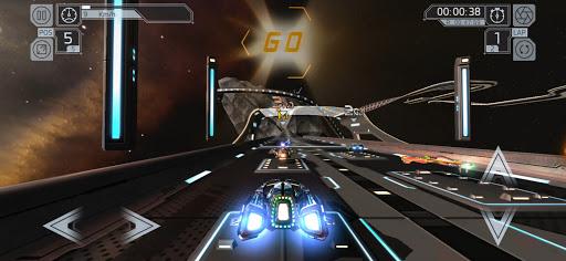 Cosmic Challenge Racing  screenshots 1