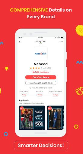 Savyour: Pakistan Shopping Deals & Discounts  screenshots 4
