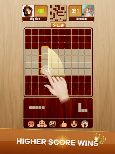 Woody Battle Block Puzzle Dual PvP 3.1.0 Pc-softi 16