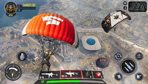 FPS Rencontrer Frapper - Hors ligne Tournage Jeux APK MOD (Astuce) screenshots 1