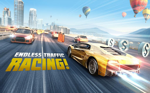 Road Racing: Highway Car Chase  screenshots 2