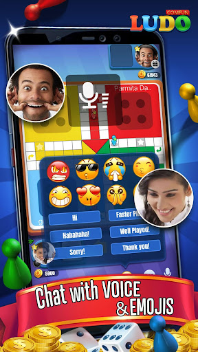 Ludo Comfun-Online Game Live Chat With Friends 3.5.20201211 screenshots 4