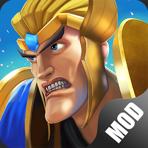Lords Mobile Mod Unlimited Everything 1.7.55 by AGG.COM Games logo