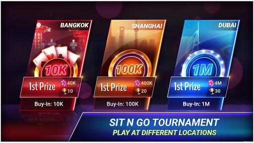 Poker ZMist - Free Texas Holdem Poker screenshots 14