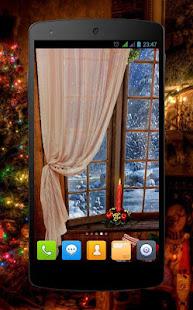 Waiting for Christmas Live Wallpaper