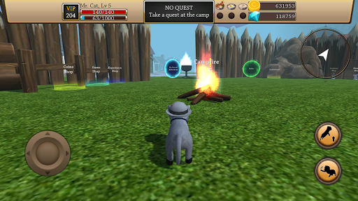 Cat Simulator - Animal Life  screenshots 18