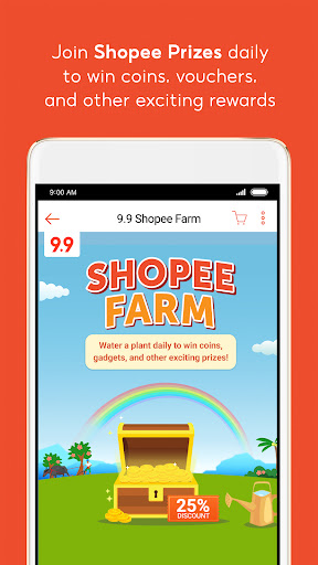Shopee PH: 9.9 Shopping Day android2mod screenshots 8