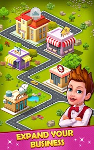 Restaurant Tycoon : cooking game❤️🍕⏰ 3
