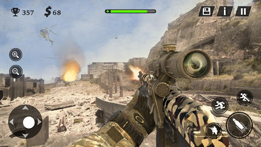 Modern Commando Ops Warfare: Free Shooting Games screenshots 2