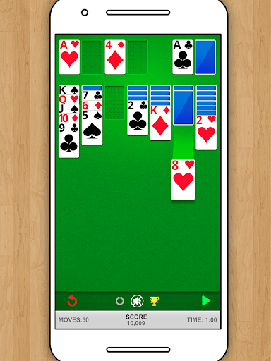 SOLITAIRE CLASSIC CARD GAME 1.5.15 screenshots 6